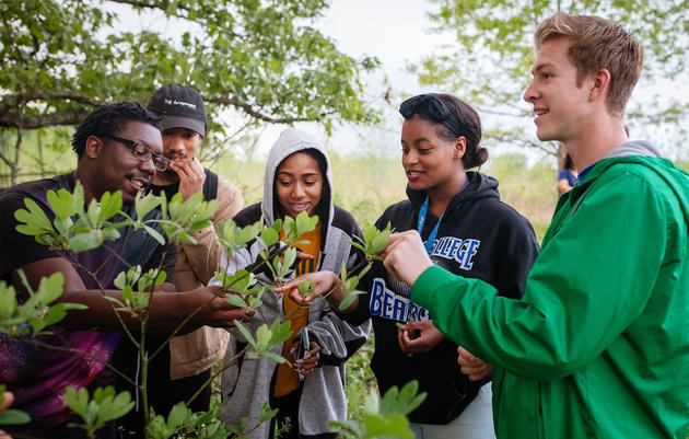 Connecting Campus Chapters to Drive Local Conservation