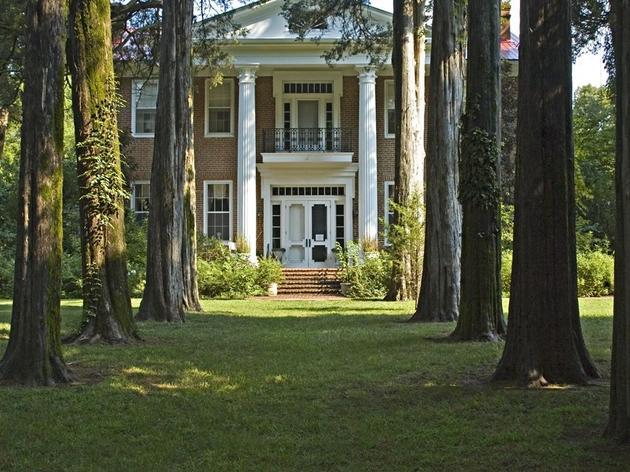 Antebellum Davis House