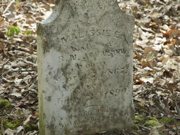 Slave and Sharecropper Cemetery
